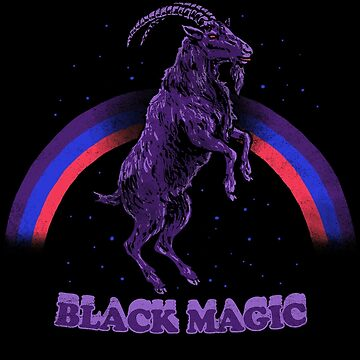 Black Magic by wytrab8