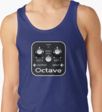 Octave Guitar Pedal Tank Top