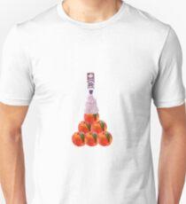 peaches and cream Unisex T-Shirt