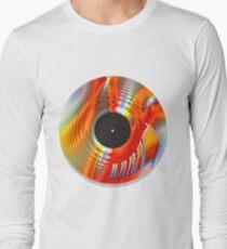 Vintage Turntable Long Sleeve T-Shirt