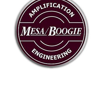 Mesa Boogie Brown by vikisa