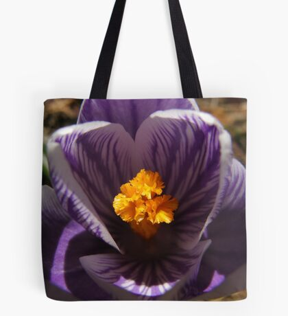 Saffron Glow Tote Bag