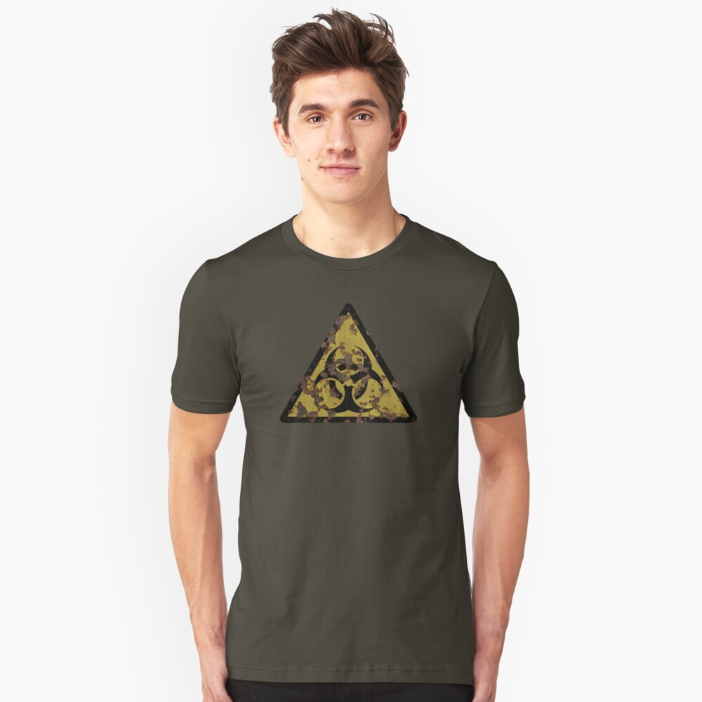 Biohazard Slim Fit T-Shirt