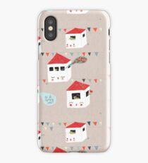 My neighborhood iPhone Case