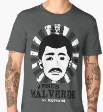 Jesus Malverde design gang gang gang thug Men's Premium T-Shirt