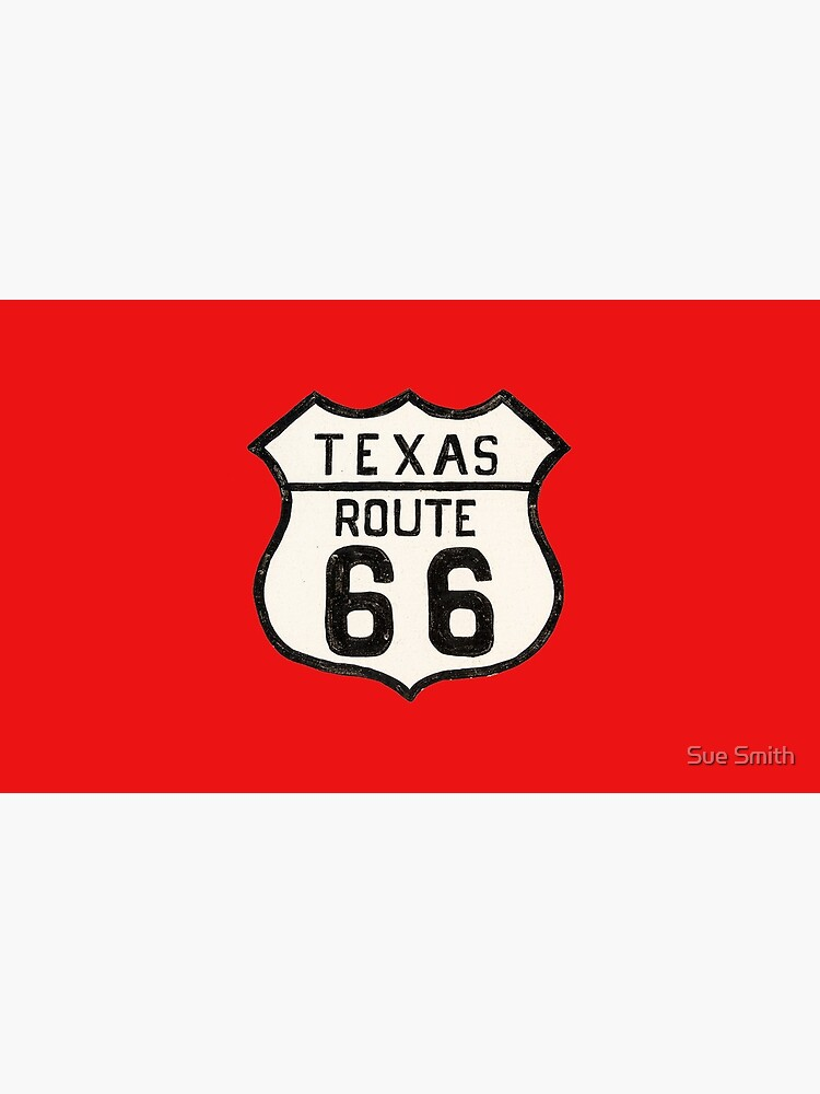 Texas US 66 Sign - Route 66 by mtsue
