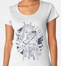 Samurai Women's Premium T-Shirt