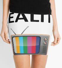 Reality TV Lover Mini Skirt