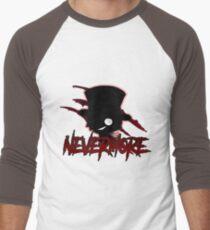 NeverMore Men's Baseball ¾ T-Shirt