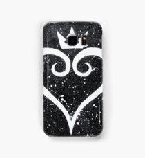 Kingdom Hearts II Heart Samsung Galaxy Case/Skin