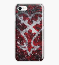 Kingdom Hearts Heartless Symbol iPhone Case/Skin