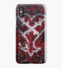 Kingdom Hearts Heartless Symbol iPhone Case/Skin