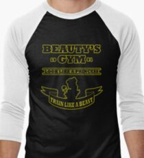 Beauty Gym Baseball ¾ Sleeve T-Shirt