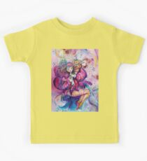 MUSICAL PINK CLOWN Kids Tee