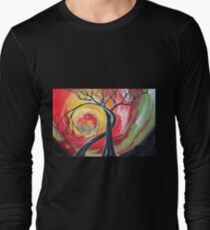 Original SURREAL landscape by ANGIECLEMENTINE Long Sleeve T-Shirt