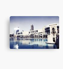 Dubai Mall, Dubai, UAE Canvas Print