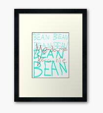 Madame Beanie Framed Print