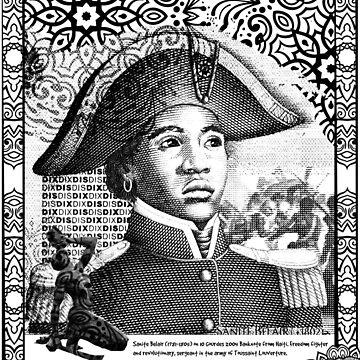 Haiti History - Sanite Belair by nazaire