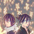 «Noragami Yato and Yaboku» de IsabelDarko