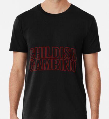 Childish Gambino Premium T-Shirt