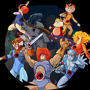 Thundercats by elMete