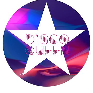 disco queen star star dance star dance illusion optic liquid by originalstar