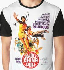 Angela Mao Graphic T-Shirt