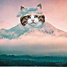Mountain Cat  by Edgot Emily Dimov-Gottshall