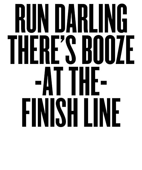 Booze At The Finish Line ~ TV Movies Meme by StrangeStreet