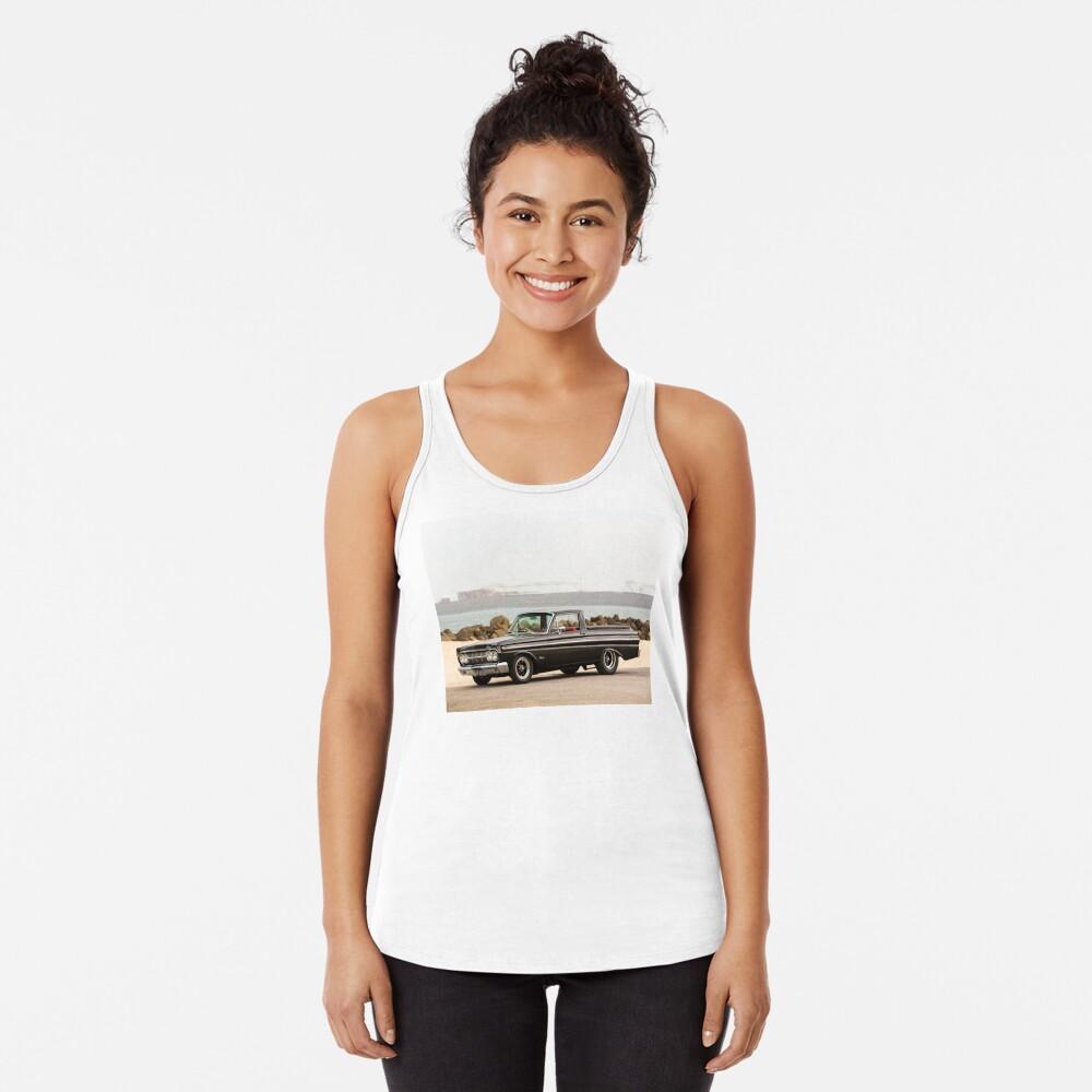John Kerr's 1964 Mercury Comet / Ford Ranchero Racerback Tank Top