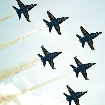 Angels Formation Flight by SaraWood0913