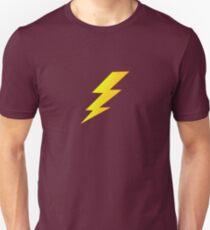 Zap Bang Cartoon Lightening Bolt Cell Phone Case Unisex T-Shirt