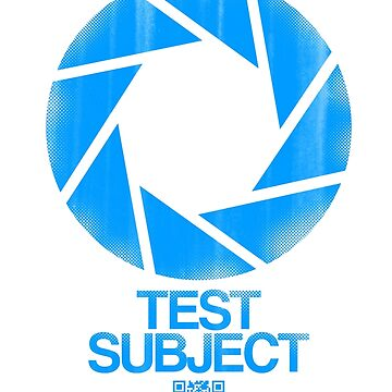 Test Subject T-shirt by imposibear