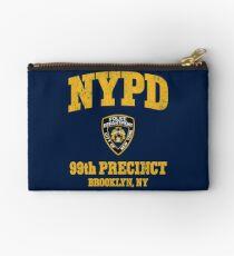 99th Precinct - Brooklyn NY Studio Pouch