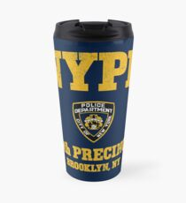 99th Precinct - Brooklyn NY Travel Mug