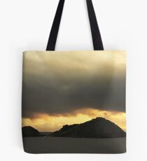 Isolated islet Tote Bag