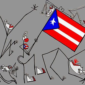 La Bandera  by biriart