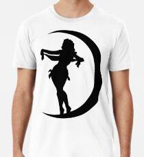 Magical Girl Burlesque Logo Men's Premium T-Shirt