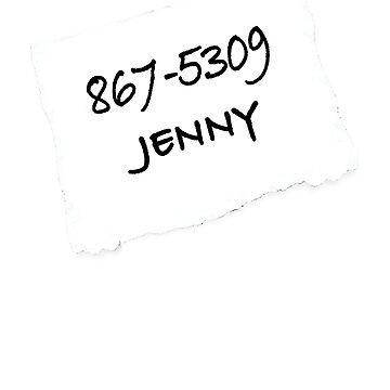 Jenny 8675309 by Flash-Jordan