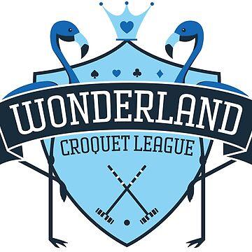 Wonderland Croquet League by artisthasnoname
