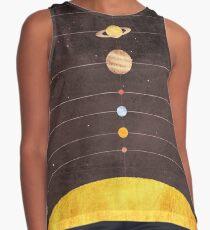 Blusa sin mangas Sistema solar