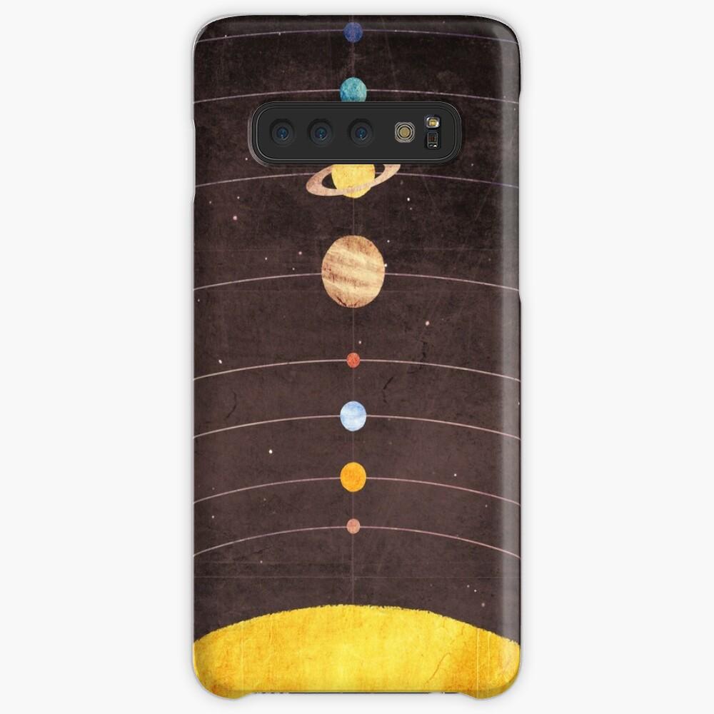 Solar System Case & Skin for Samsung Galaxy