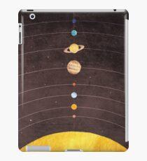 Sonnensystem iPad-Hülle & Klebefolie