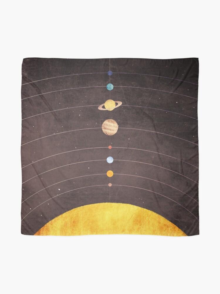 Alternate view of Solar System Scarf