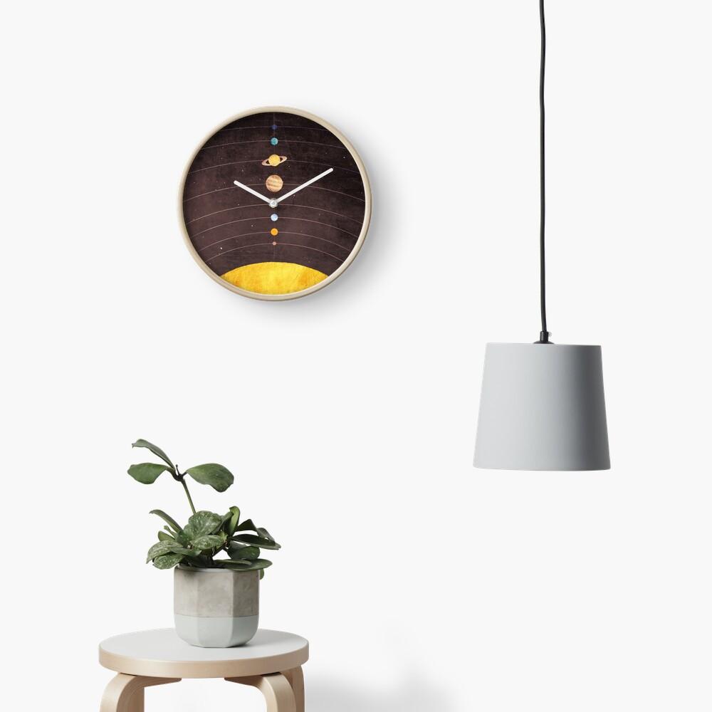Solar System Clock