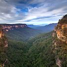 Empress Lookout, Blue Mountains, NSW by Bevlea Ross