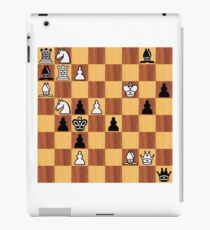 #chessproblem #chess #problem #playchess #chesspiece #chessset #chessmaster #chinesechess #chesstournament #gameofchess #chessboard #competition #sport #intelligence #wood #vector #knight #cavalry iPad Case/Skin