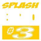 Splash Brothers Shirt- Splash Bro #3 by SneakerTees