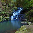 Waterfall by Keith G. Hawley