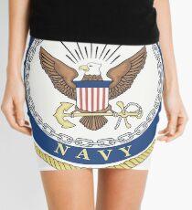 United States Navy Mini Skirt